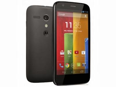Smartphone Android Motorola Moto G - 435x326
