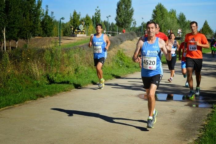 Eduardo running xiii carrera el cachon de la isla for Piscinas leon valencia don juan