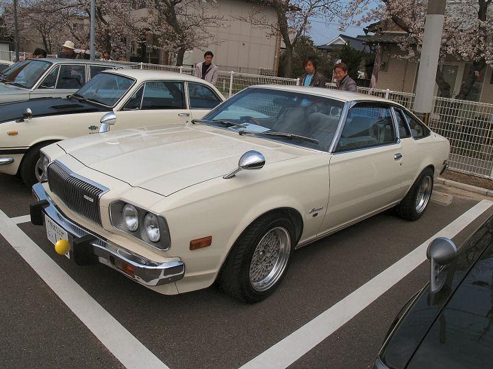 Mazda Cosmo II AP マツダ, 日本車, チューニングカー, スポーツカー