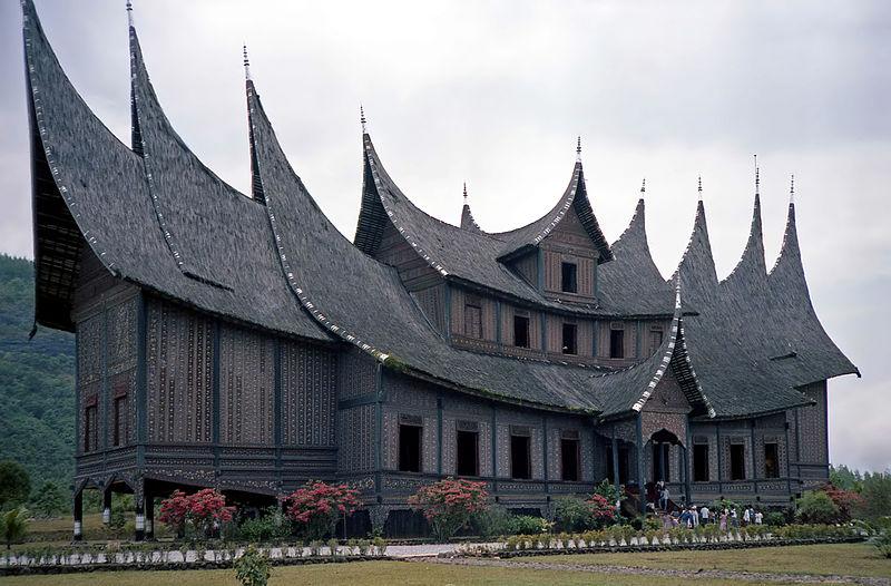 My Home Mengenal Gaya Arsitektur 4 Arsitektur Indonesia