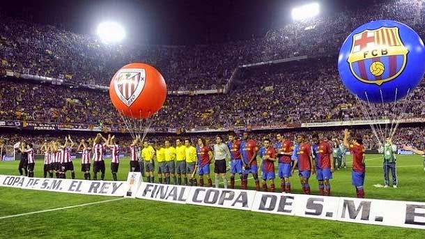 La final de la Copa del Rey 2015 se jugará el 30 de mayo - FC ...