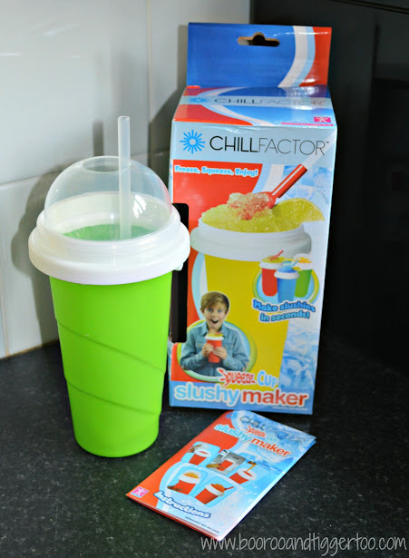 Boo Roo and Tigger Too: ChillFactor - Freeze, Pour, Squeeze Cup