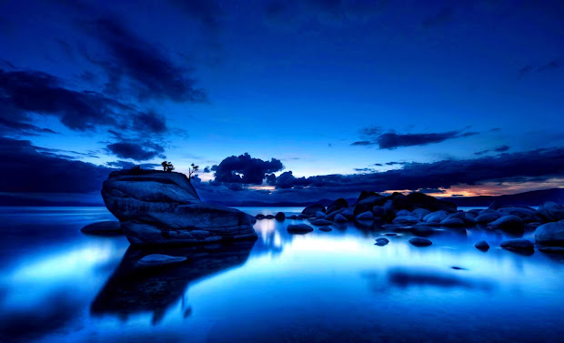 night landscape wallpapers nice