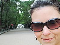 Mãe, mulher, jornalista/editora de inter, corredora e blogueira - categoria amadora em todas :)