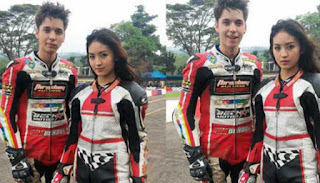 Profil Natasha Wilona dan Stefan William