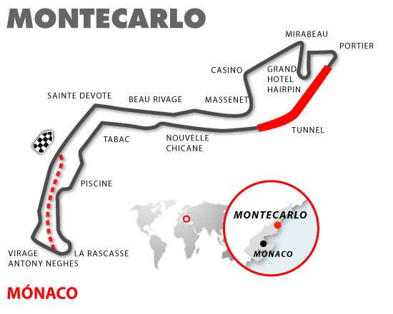 CARRERA GP MÓNACO 2009 Gp-monaco