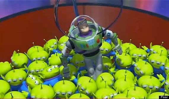 We love the aliens from Toy Story. Oooooooooooh! | Halloween ...