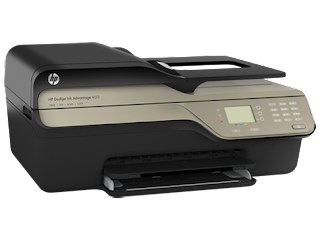 Driver Impressora HP Deskjet Ink Advantage 4615 All-in-One (CZ283A)