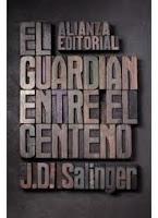 portada libro guardian entre el centeno