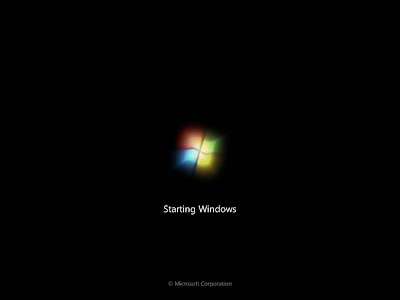 Cara Install Windows 7