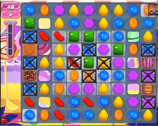 Level 295 | Candy Crush tips level 295