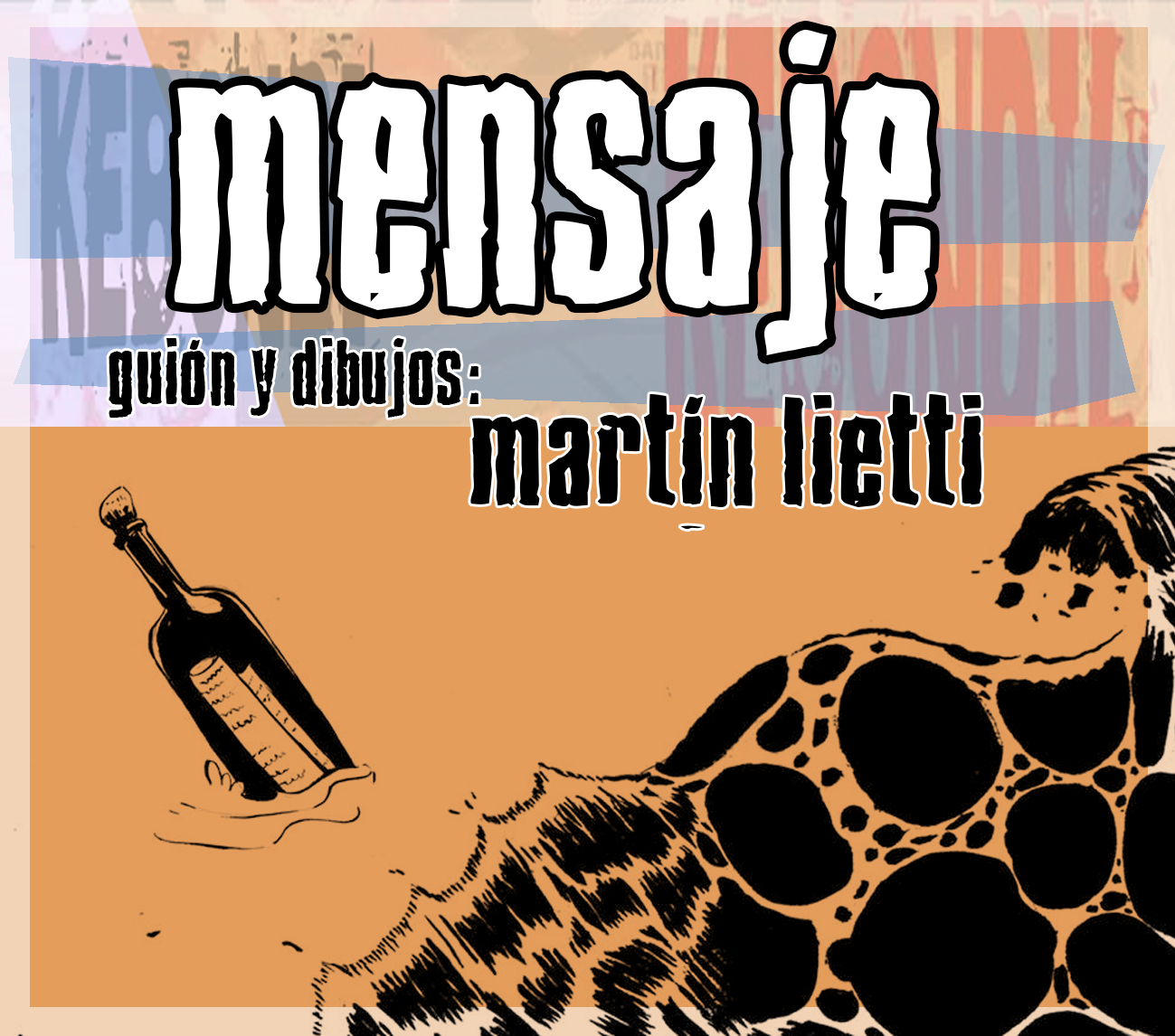 """Mensaje"" Martín Lietti"