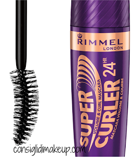 Preview: Mascara SuperCurl 24H - Rimmel London