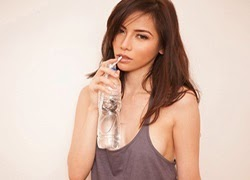 Debbie Garcia Straw Sucking Hotness! Week 2!