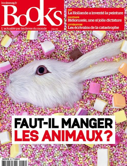 Books Rabbit Cover