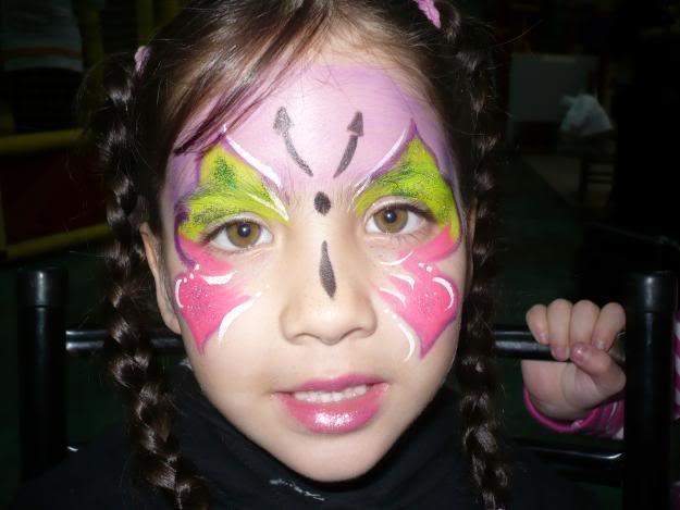 Educaci n infantil en el colegio maquillajes para - Como pintar la cara de nina de bruja ...