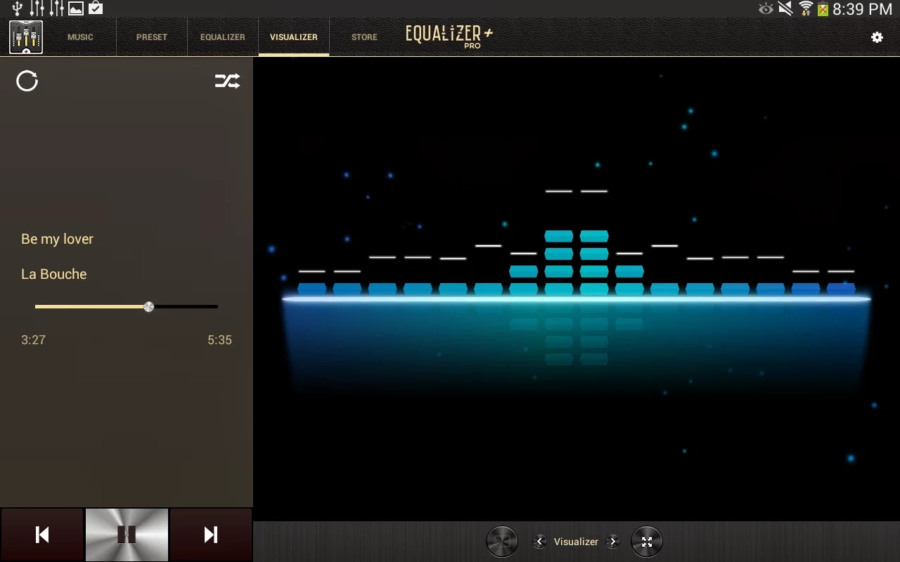 Equalizer + Pro (Music Player) v1.1.2 Apk Download
