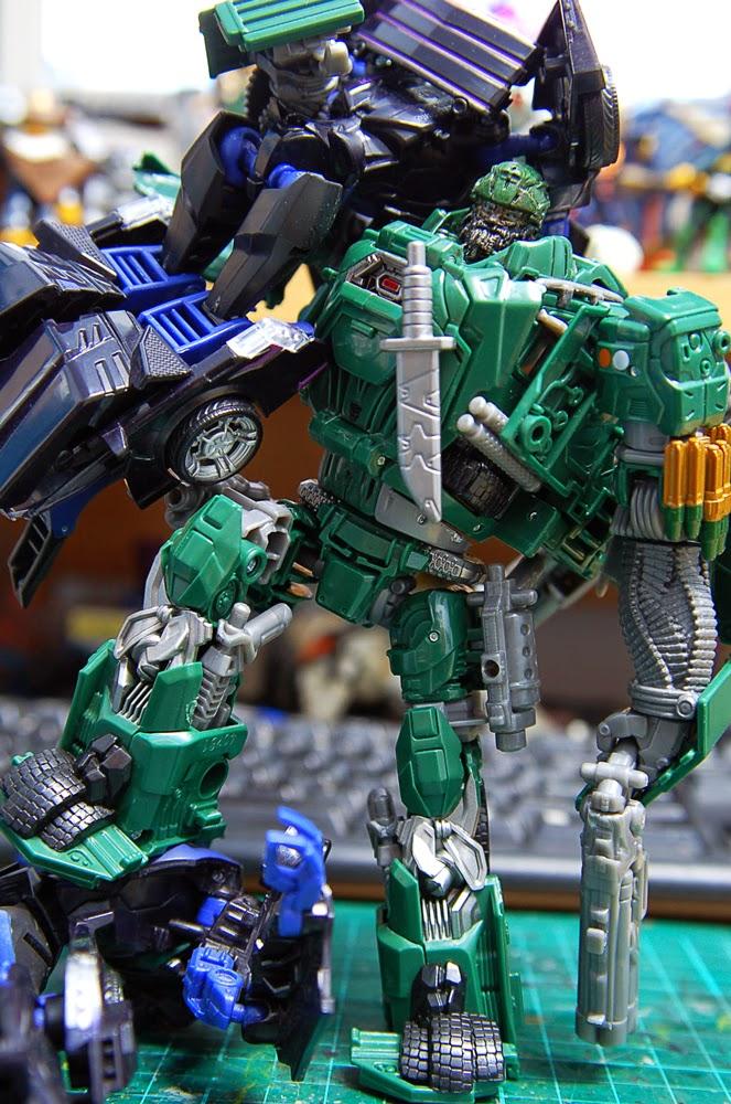 Transformers Age of Extinction Hound