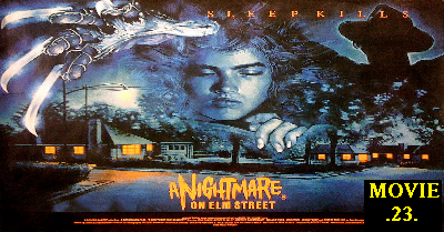 A Nightmare on Elm Street, Freddy Krueger, Nightmare, 1984,
