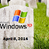 Microsoft to end Support for Windows XP and Office 2003