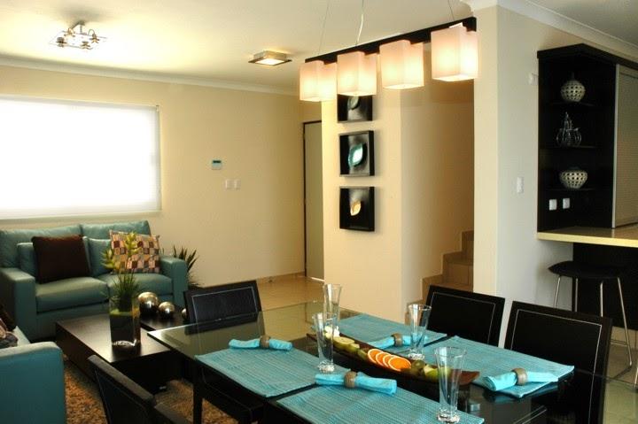 Decoraci n minimalista y contempor nea decoraci n for Casa minimalista roja