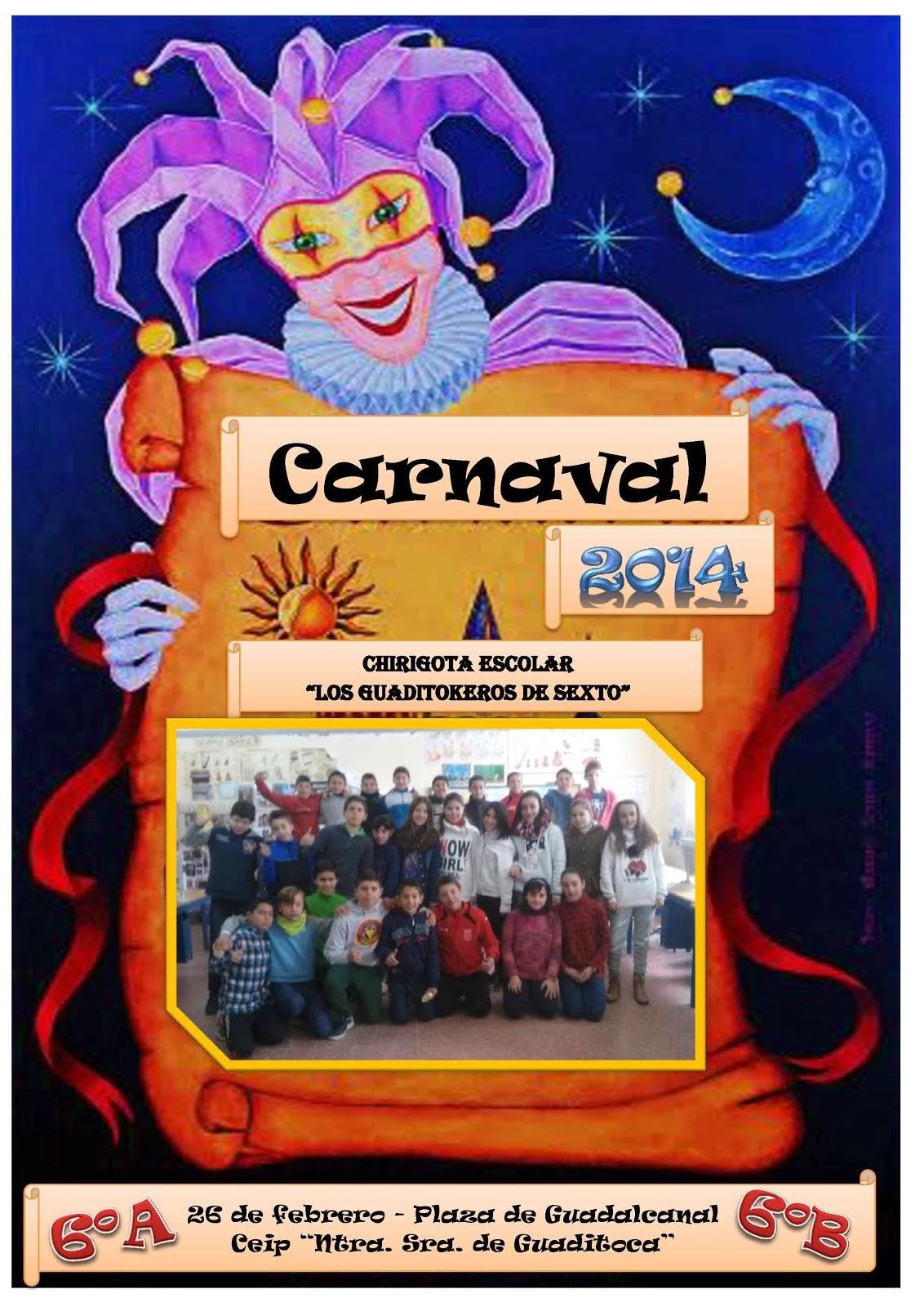 CARNAVAL 2014
