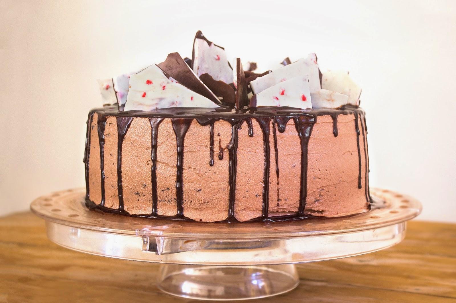 Moist Chocolate Cake | TasteSpotting