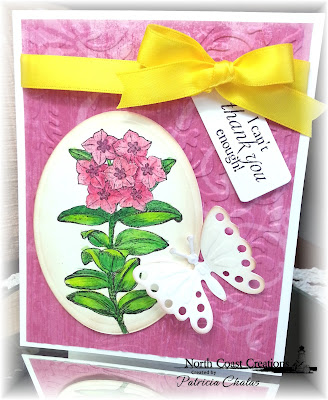 North Coast Creations Stamp sets: Floral Sentiments 7