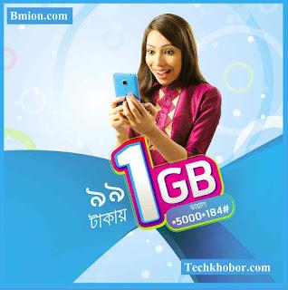 Grameenphone-3G-1GB-7Days-99Tk