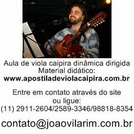Aula De Viola Caipira