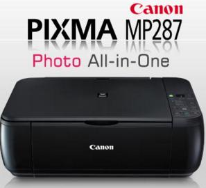 Free Download Driver Canon Pixma MP287