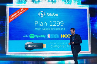 Globe Brings Google Chromecast to the Philippines