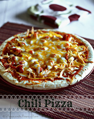 Chili Pizza #Recipe
