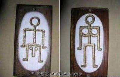 Divertidas Placas de Banheiros pelo Mundo #1