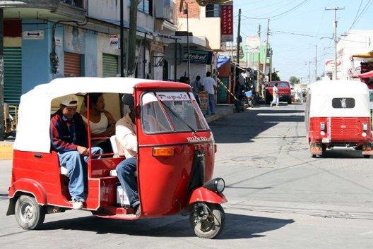 Mototaxistas intentaran emigrar a Tlaxcala