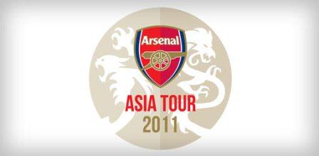Arsenal FC Malaysia Tour