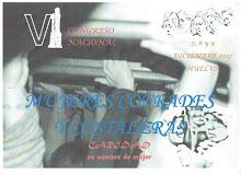 VI Encuentro Nacional de Mujeres Cofrades y VII Congreso Nacional de Mujeres Costaleras