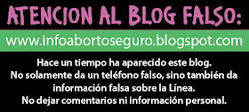 ATENCION AL BLOG FALSO