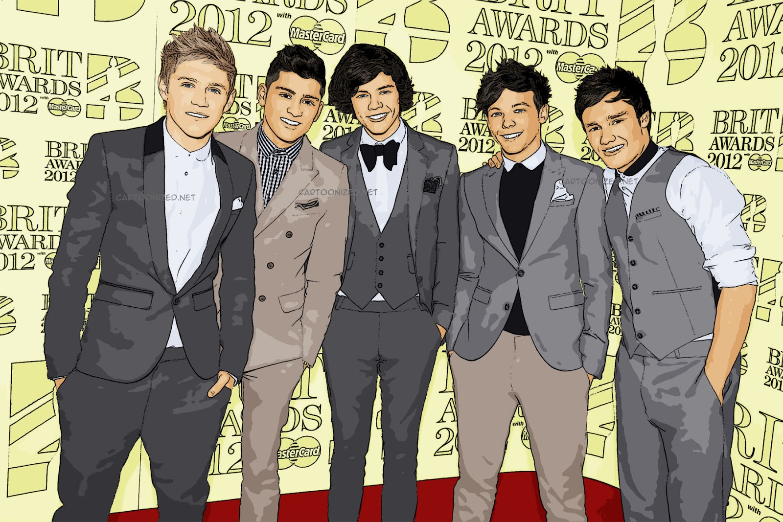 Cartoon pictures of one direction voltagebd Images