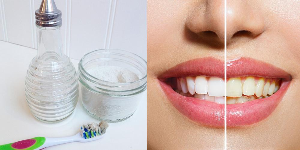 DIY Homemade Natural Whitening Tooth Powder
