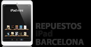 Repuestos iPad Barcelona