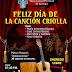 Feliz Día de la Canción Criolla - 29 de octubre