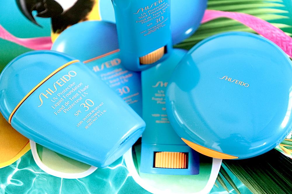 shiseido compact solaire stick fond de teint avis test