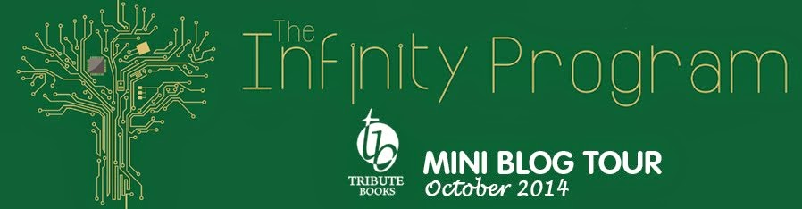The Infinity Program Mini Blog Tour