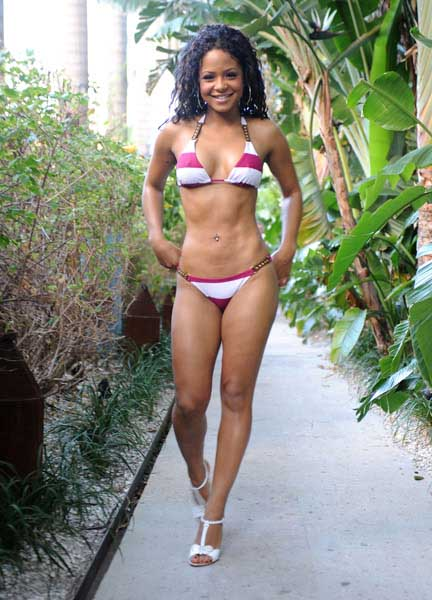 Sexiest Women Alive Of September 2012 Christina Milian