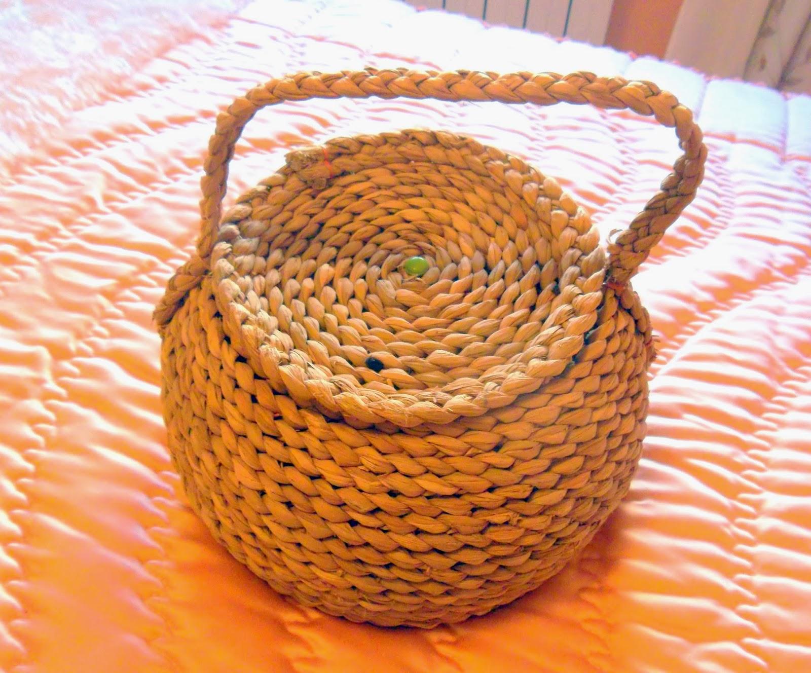 El cosmos de carmen costurero realizado con cuerda de pita for Cuerda de pita