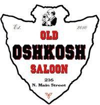 Old fashioned wisconsin old oshkosh saloon