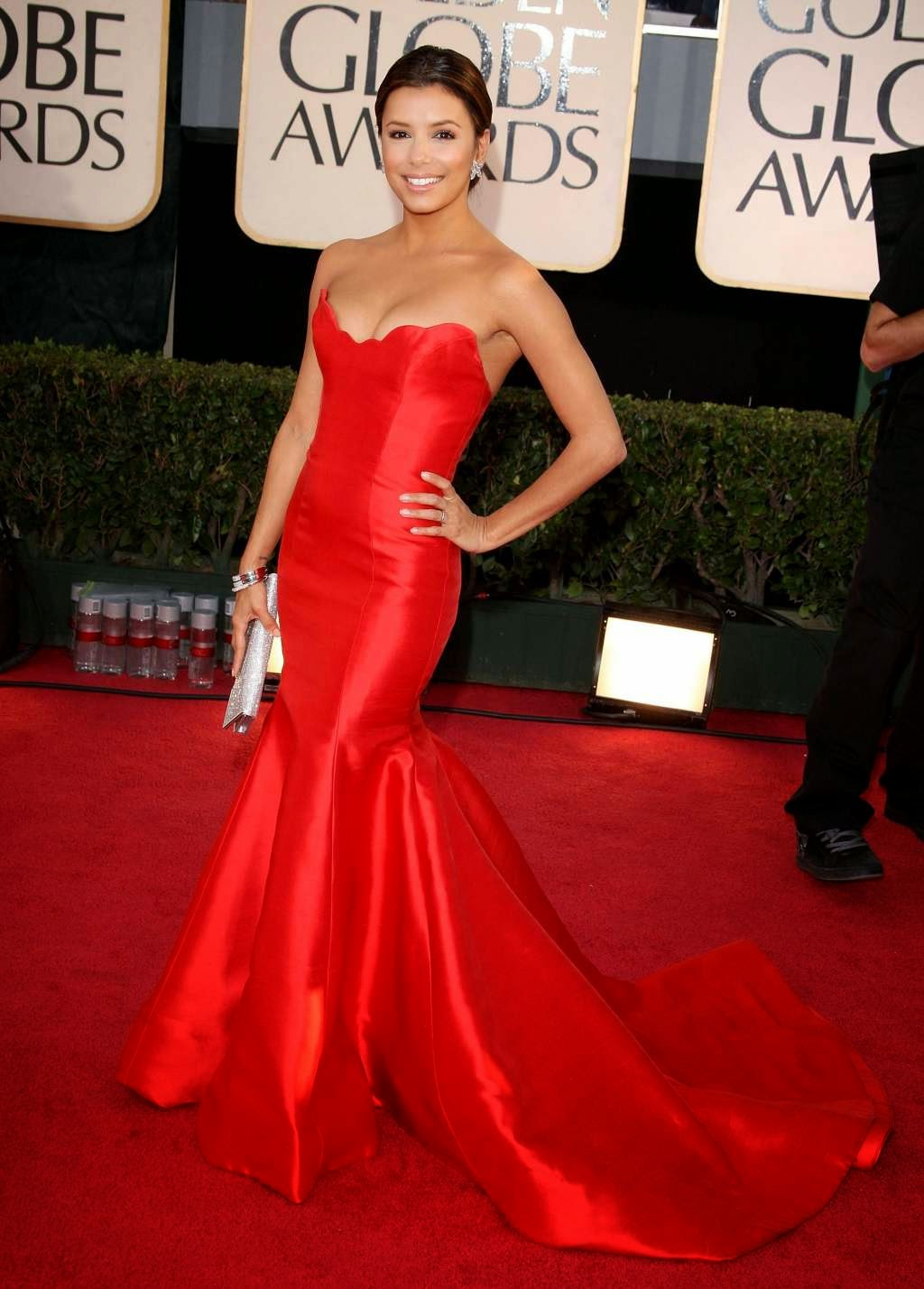Top 10 Most Beautiful Celebrity In A Red Dress