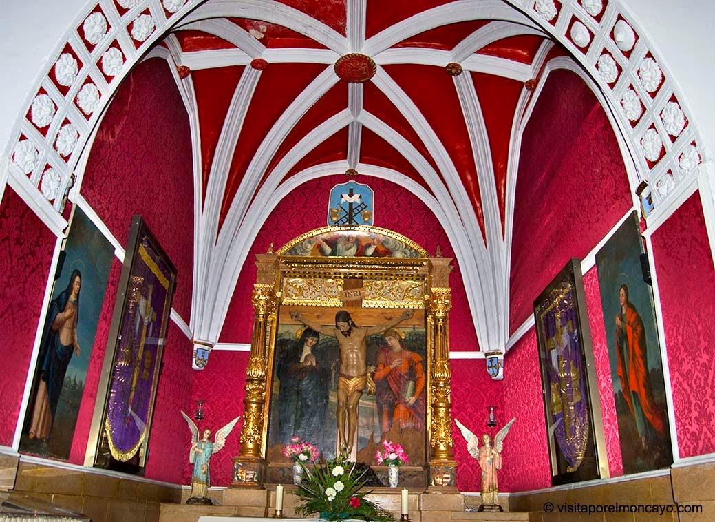 Capilla de Santo Cristo Iglesia Santa María Magdalena