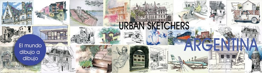 Urban Sketchers Argentina
